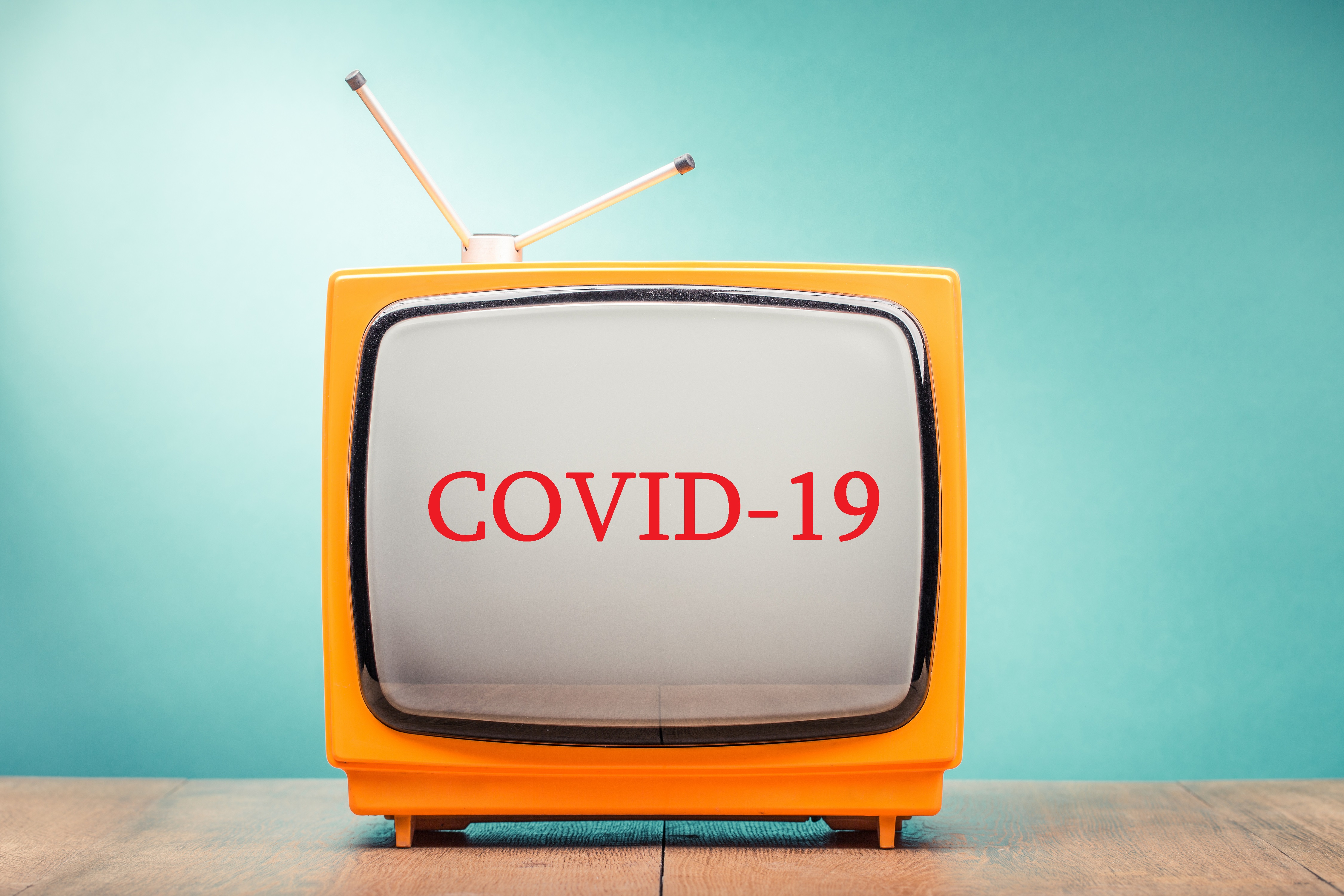 COVID-19-ის გავლენა ტელეყურებაზე