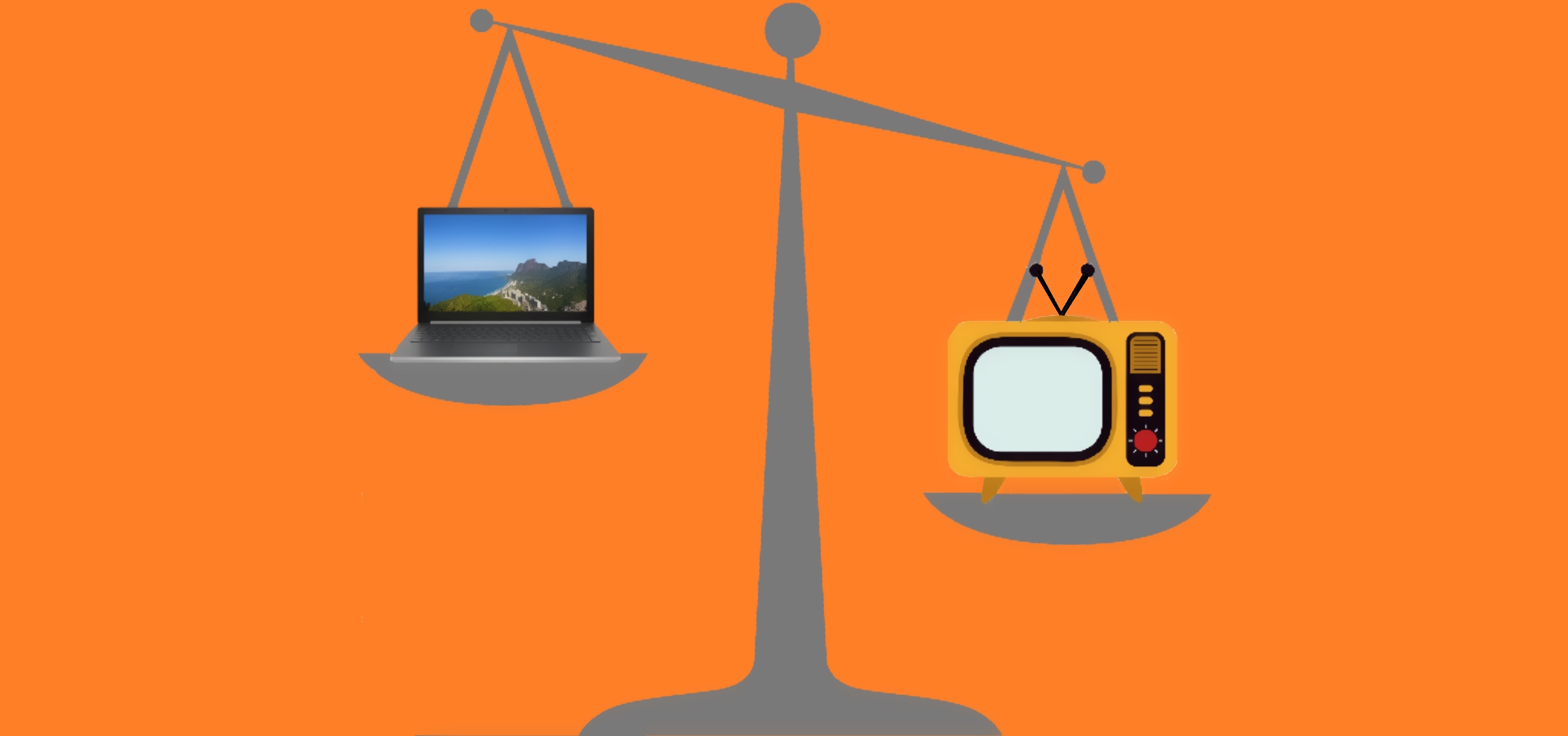 TV or Internet?