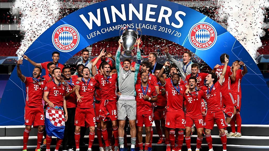 The Champions League final