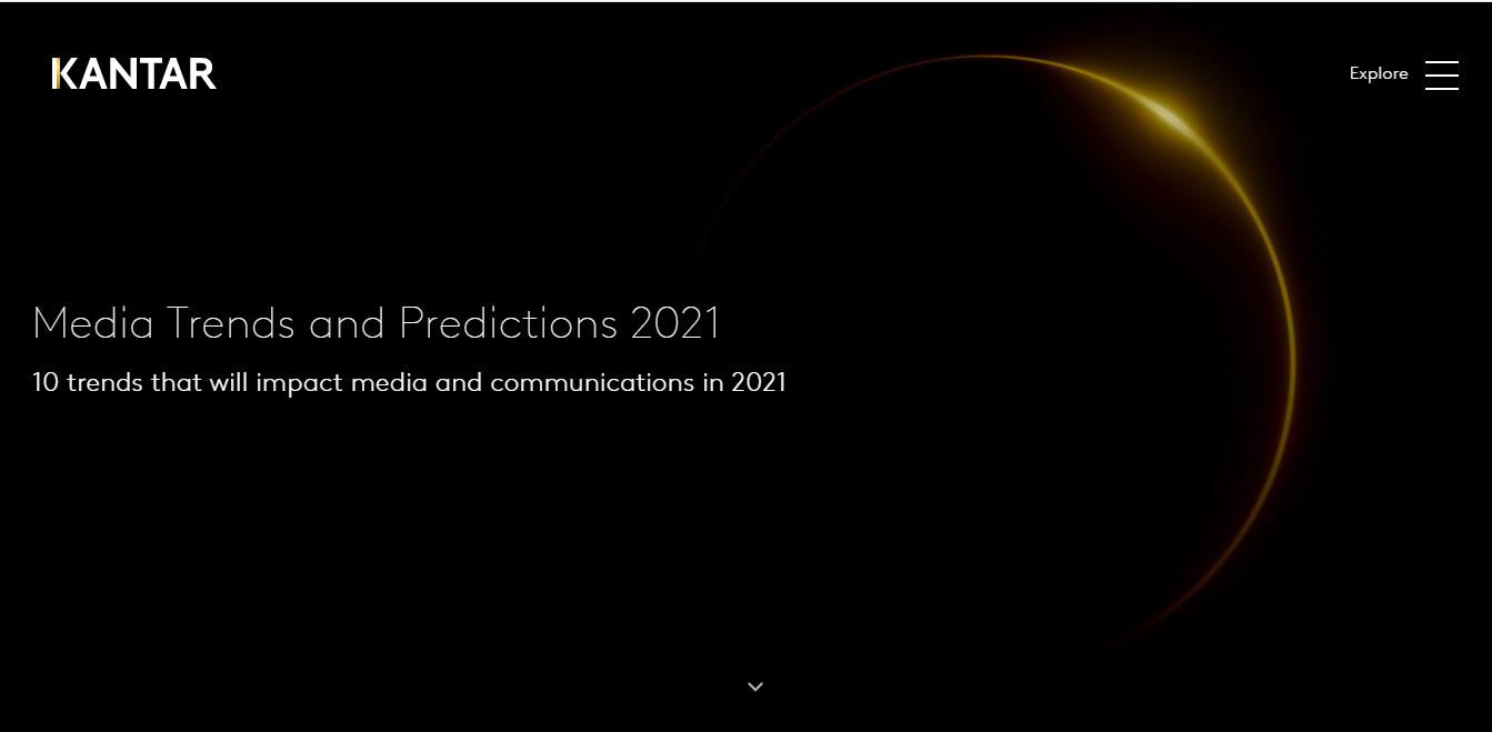 მედია ტენდენციები და პროგნოზები 2021